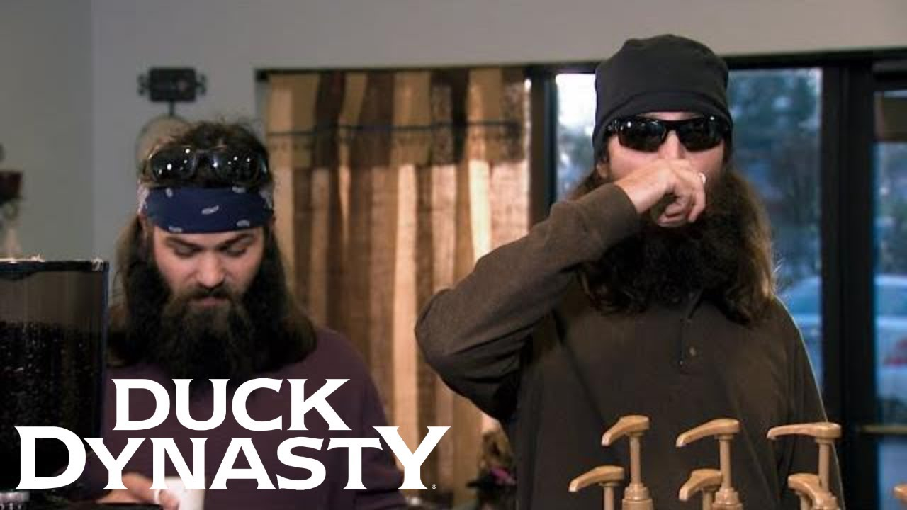 Download Duck Dynasty: The Guys Get Buzzed on Coffee (S3)   Duck Dynasty