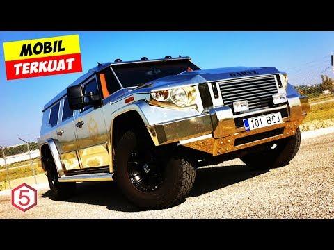 10 Mobil Anti Peluru Terkuat Dan Termewah Yang Sanggup Menahan Ledakan Bom