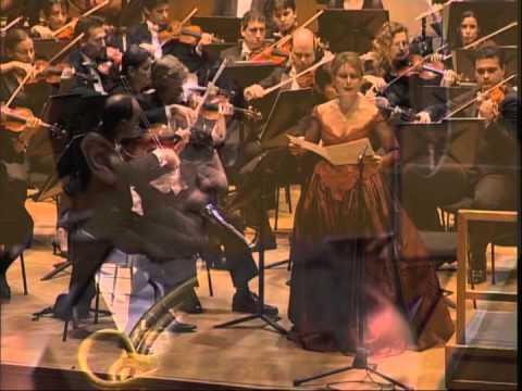 Vier letzte Lieder (Strauss) 4 Im Abendrot - Maria Bayo