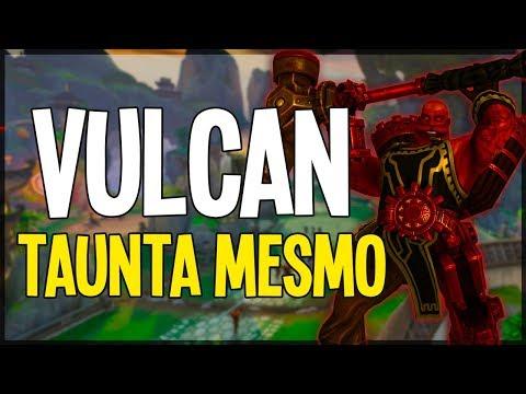 VULCAN VS HOU YI | RANKED DUEL | SMITE BRASIL