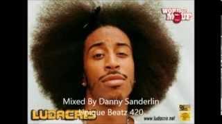 Unique Beatz Mash-up...Ludacris Slapping a nigga today to Drake brand new Beat