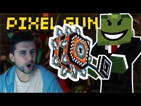 Long Range Melee Weapon Combat Yo Yo Is Op Pixel Gun 3d Youtube