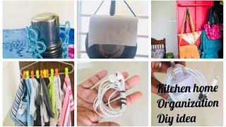 7simple kitchen organization tips&ideas {Tamilil}   cheap kitchen & house organization tipsy idea💡