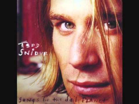 Todd Snider  Joe's Blues