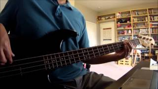 """Frosty The Snowman"" (Willie Nelson) Bass Cover"