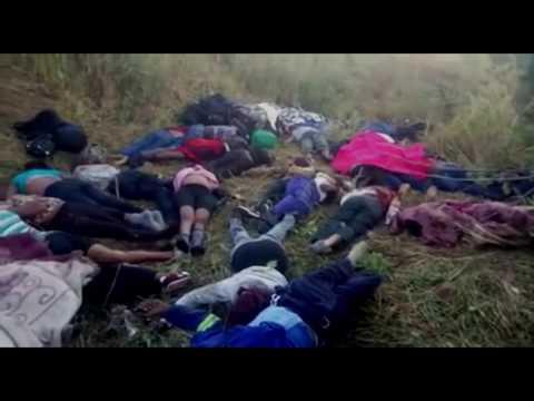 43 killed, 24 injured in Zimbabwe King Lion bus crash