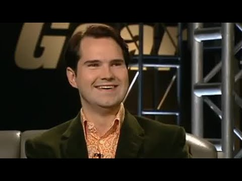 Jimmy Carr Interview and Speed Lap - Top Gear BBC Autos