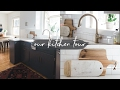 Our Kitchen Tour • Before & After DIY Remodel