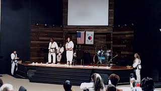 Birmingham Academy of Martial Arts: Black Belt Graduation: Battalion