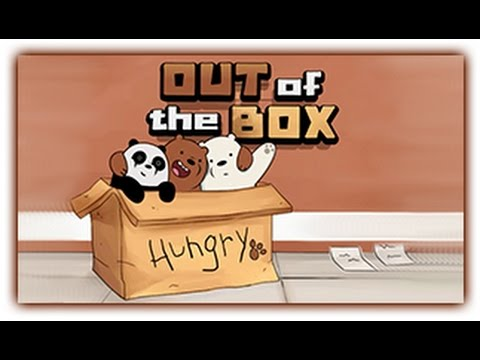 We Bare Bears – Out Of The Box – We Bare Bears Games