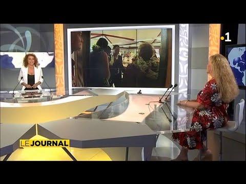 Isabelle Sachet, ministre de la famille en charge de l'égalité des chances