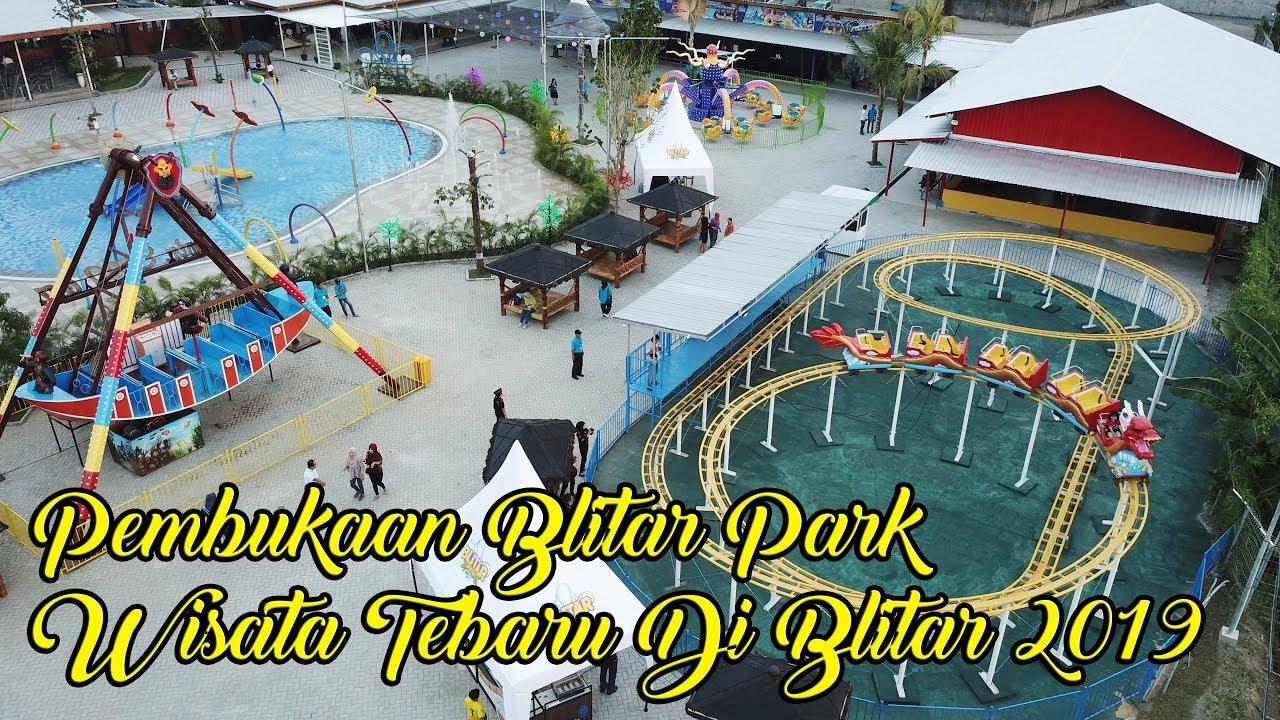 Pembukaan Blitar Park Wisata Tebaru Di Blitar 2019
