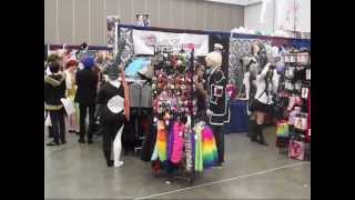 Costume Play and Manga convention at Vancouver, Canada