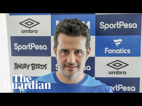 Marco Silva to be demanding 'in every moment' as Everton manager