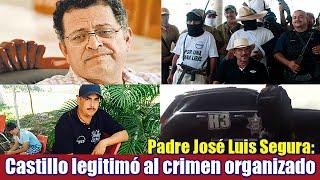 Narco Gobierna en La Ruana: Padre José Luis Segura (Segunda parte)