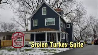 Bumpus House Stolen Turkey Suite