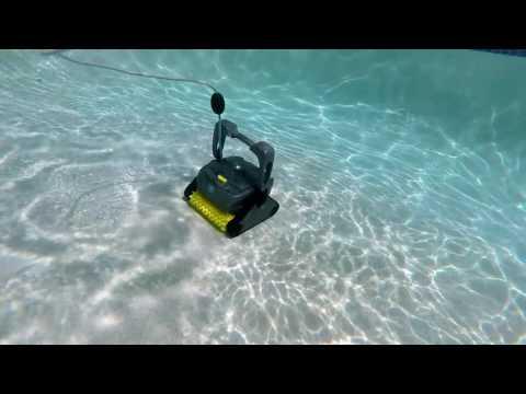 Zodiac CX35 Robotic Pool Cleaner w/Caddy