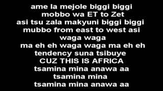 maxresdefault Shakira Waka Waka This Time For Africa The