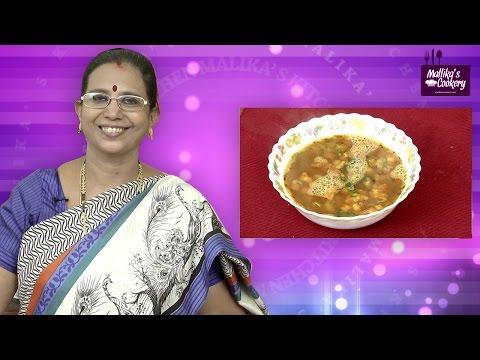 Madras Sambar Recipe | Mallika Badrinath |...