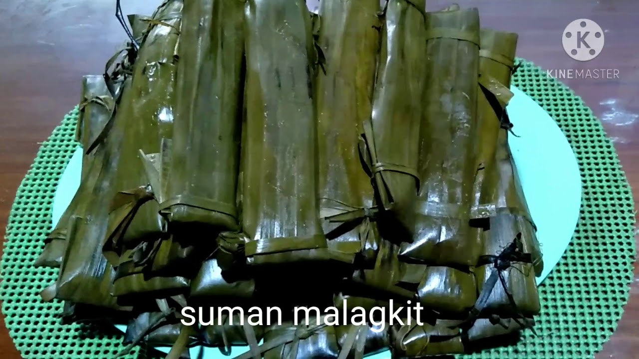 Download VLOG#54: How to make suman malagkit