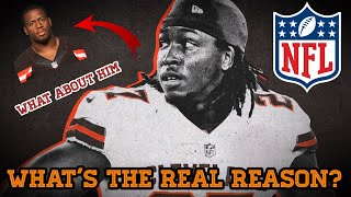 The REAL Reason The Cleveland Browns Signed KAREEM HUNT!