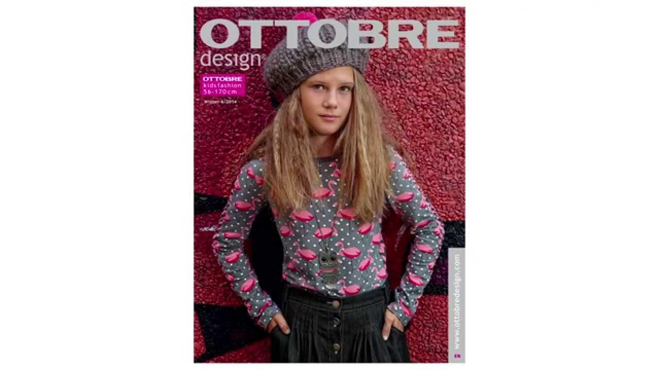 OTTOBRE design® winter 6/2014 preview - YouTube