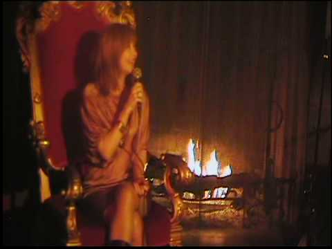 Sharon Lawrence @ Ryan Black's 88's Cabaret  Have Yourself A Merry Little Christmas
