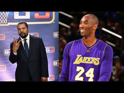 Kobe Bryant JOINING the Big3 League!?!