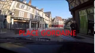 BOURGES centre historique