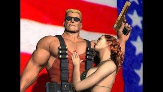 Проходим Duke Nukem 3d,часть 19 много трупов мало секса