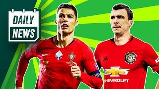 Mandžukić wants Man United move ASAP + Why England fans are crazy! ► Daily News