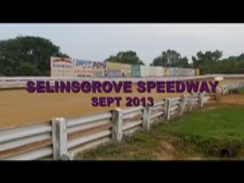 WORLD OF OUTLAWS LATE MODELS - SELINSGROVE SPEEDWAY 2013
