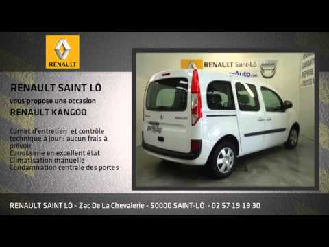 Annonce Occasion Renault Kangoo 1.5 dCi 90 Zen