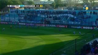 Gol Alvarado Godoy Cruz contra Estudiantes de Buenos Aires Copa Argentina
