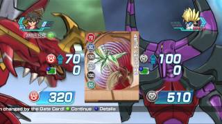 Bakugan Battle Brawlers - Dan vs Masquerade