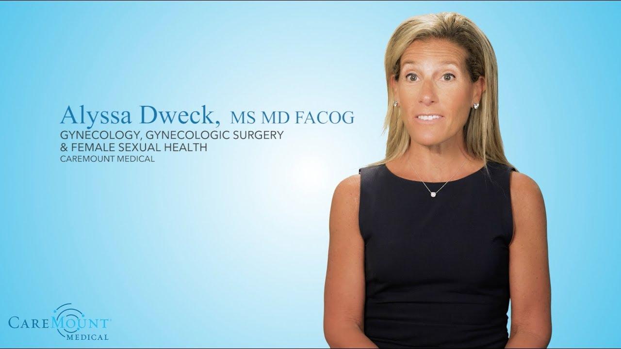 Alyssa Dweck, MS MD FACOG - Healthcare Services in New York