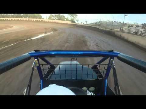 Gary Howard | VRA Focus Midget Main Event | Ventura Raceway | 5-17-14