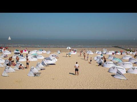 شاهد: شجار على شاطئ بلجيكي بسبب عدم احترام قواعد التباعد الاجتماعي…  - نشر قبل 5 ساعة