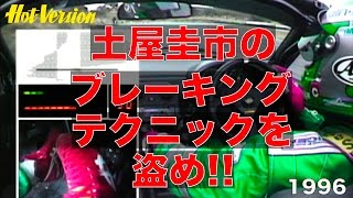 土屋圭市のブレーキングテクニックを盗め!!【Best MOTORing】1996