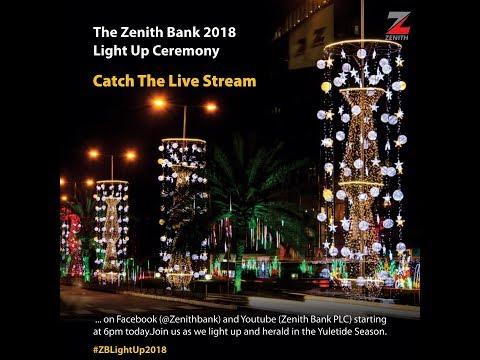 Zenith Bank PLC Live Stream