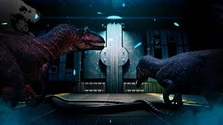 A Gateway To Unknown HORROR.. This Island's Dinosaur Facilities Are Still Active - The Isle Gameplay