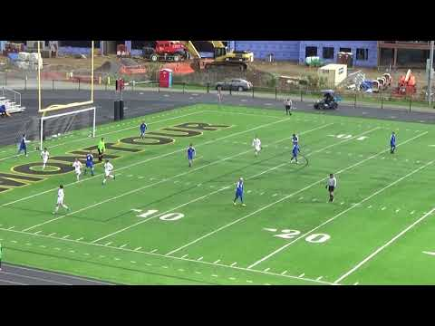 Quaker Valley Boys Soccer - 10/22/2016 - vs East Allegheny Goals (WPIAL AA First Round)