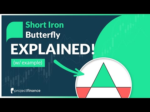 Short Iron Butterfly Options Strategy (Best Guide w/ Examples)