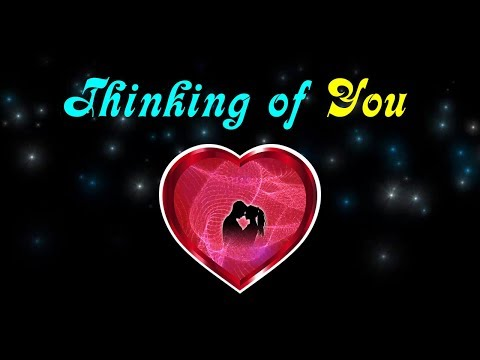❤💕 Someone is thinking of you