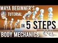 - Body Mechanics - Maya Beginner