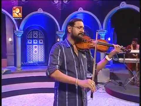 Ousephachan's Special Violin Perfomance