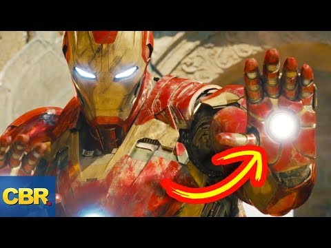 10 Unknown Ironman Secrets Marvel Tried To Keep Classified