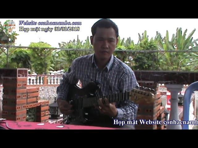 Nhạc sĩ Hoàng Vũ độc tấu Vọng kim lang - Vọng cổ 5,6