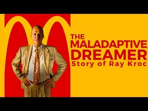 The Maladaptive Dreamer - Story of McDonald