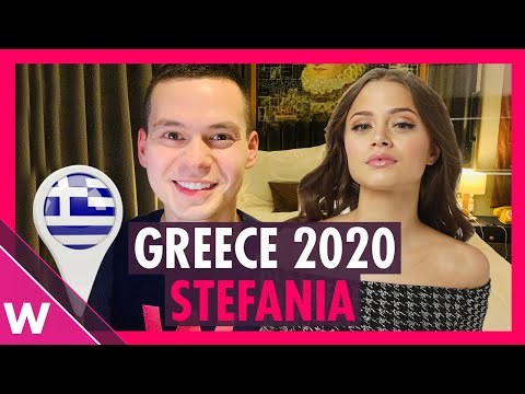 Stefania to sing Superg!rl for Greece at Eurovision 2020